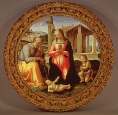 Image for Adoration of the Christ Child
