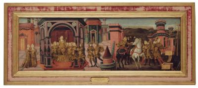 Image for The Meeting of Dido and Aeneas