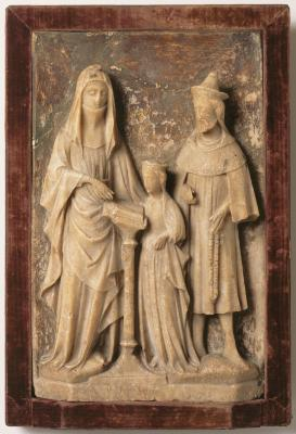 Image for The Education of the Virgin