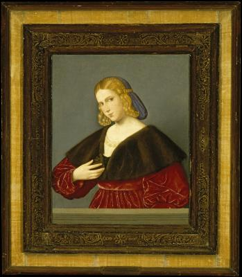 Image for Portrait of a Woman