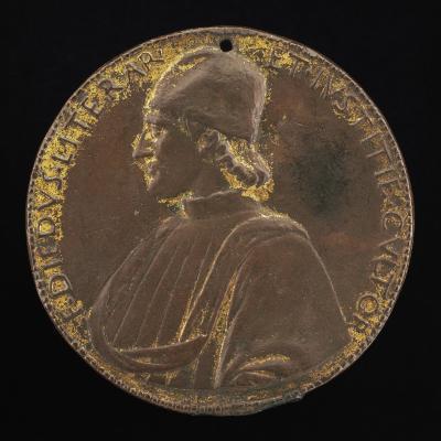 Image for Francesco Diedo [obverse]; Hercules Pursuing Nessus and Deianara [reverse]