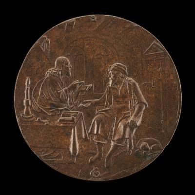 Image for Christ and Nicodemus