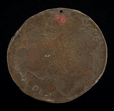 Image for Marcus Croto (obliterated) [obverse]; Man Riding [reverse]