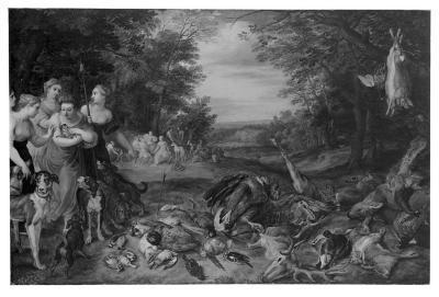 Image for Diana after the Chase