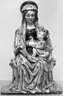 Image for Madonna and Child Seated