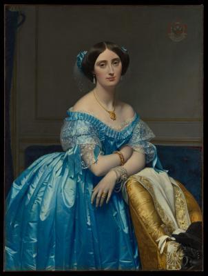 Image for Joséphine-Éléonore-Marie-Pauline de Galard de Brassac de Béarn (1825-1860), Princesse de Broglie