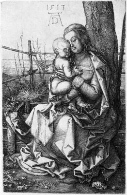 Image for The Virgin and Child Seated by a Tree