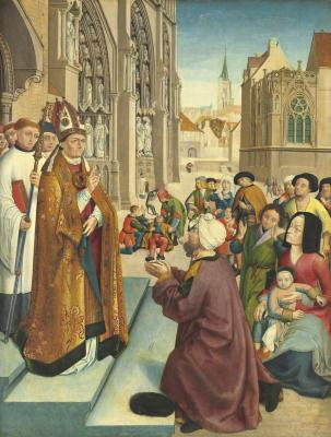 Image for Episodes from the Life of a Bishop Saint