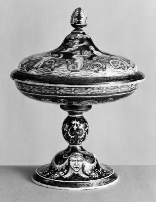 Image for Covered Tazza
