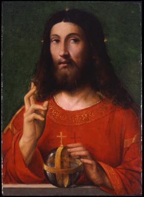 Image for Christ Blessing