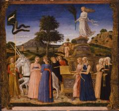 Image for Triumph of Chastity [The Triumphs of Love, Chastity and Death]
