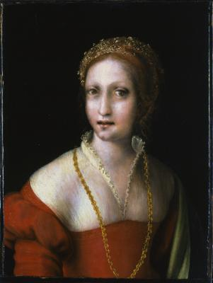 Image for Portrait of a Young Girl