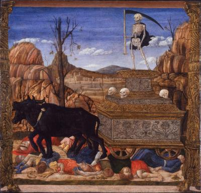Image for Triumph of Death [The Triumphs of Love, Chastity and Death]