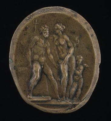Image for Neptune, Amphitrite and Cupid