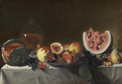 Image for Still Life with Fruit and Carafe